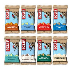 BARRETTA ENERGETICA CLIF BAR WHITE CHOCOLATE MACADAMIA NUT