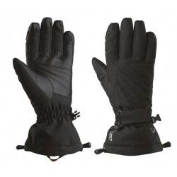 guanti donna Mammut Comfort Pro Glove Women size 6 alpinismo sci
